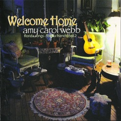 Welcome Home - Amy Carol Webb - CD