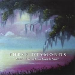 These Diamonds - Amy Carol Webb - CD