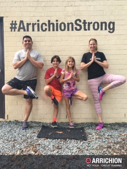 Arrichion Strong Family