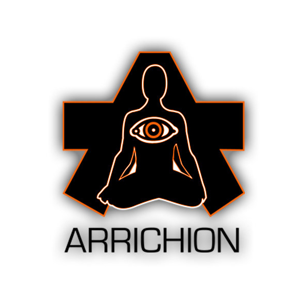arrichion logo party