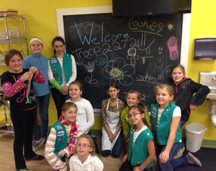 girl scout troop