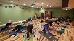 Stress Relief Yoga 3-1-17