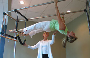 Mindful Pilates Classes with a Partner