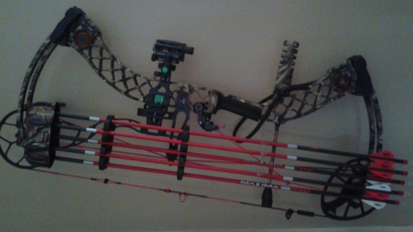Like new mathews creed xs