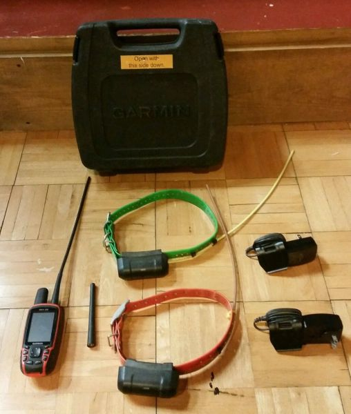 Garmin Astro 320 bundle with DC 40 dog collar