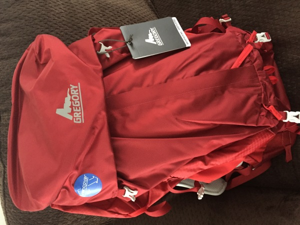 Gregory Z55 Backpack (BRAND NEW)