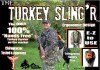 100% Hands Free Turkey Carrier for Hunters
