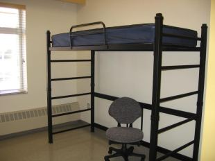 Heavy Duty Bunk Beds | Metal Loft Beds