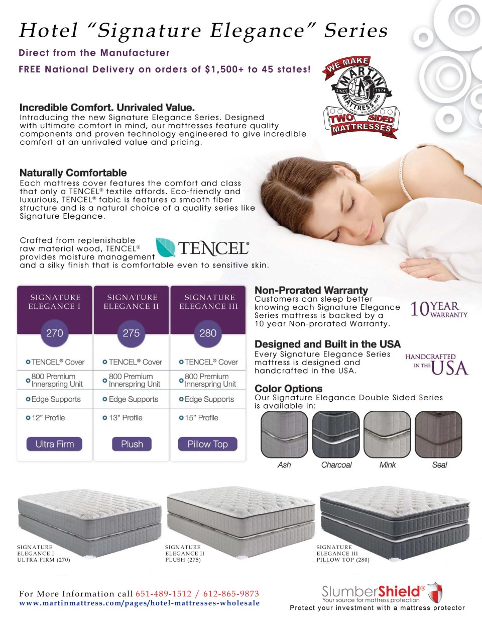 Hotel Mattress | Hotel Mattress Wholesale | Free National Delivery