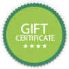 Gift Certificate Icon