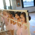 Young Girls Barre