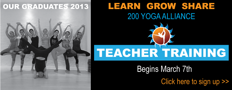 Surya Yoga Teacher Training