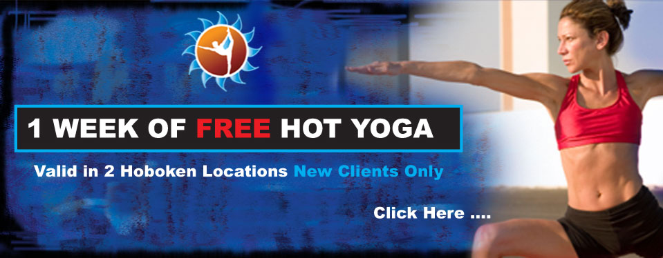 Surya yoga One Free Week