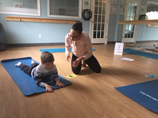 Yoga Therapy for Children on the Autism Spectrum 1