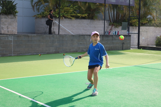 tennis camp at Voyager Tennis Academy