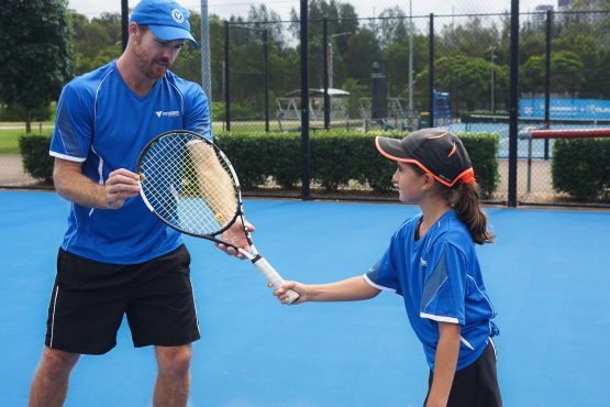 Tennis Instructor at Voyager Tennis Academy