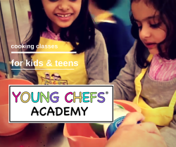 Cooking Class for Kids and Teens at Young Chefs Academy