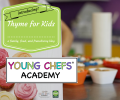 Thyme for Kids - a family, food, and franchising blog