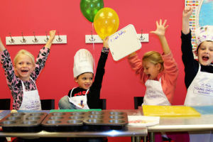 Fun Times at Young Chefs Academy