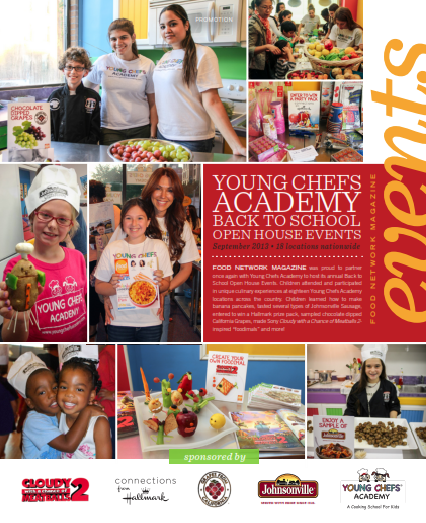 Why is Young Chefs Academy the right choice for today?
