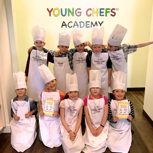 Young Chefs Academy Birthday Parties
