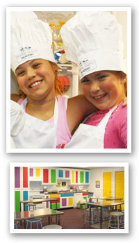 Weekly Classes at Young Chefs Academy