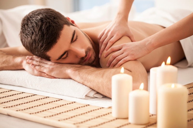 Massage at Amana Essentials