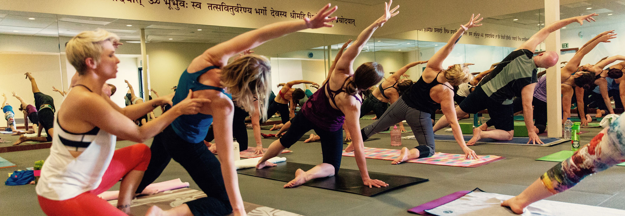 Yoga Classes at Anchorage Yoga