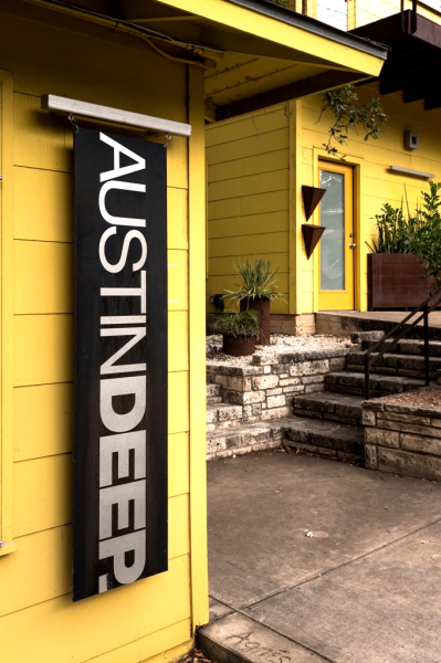AustinDEEP Storefront View