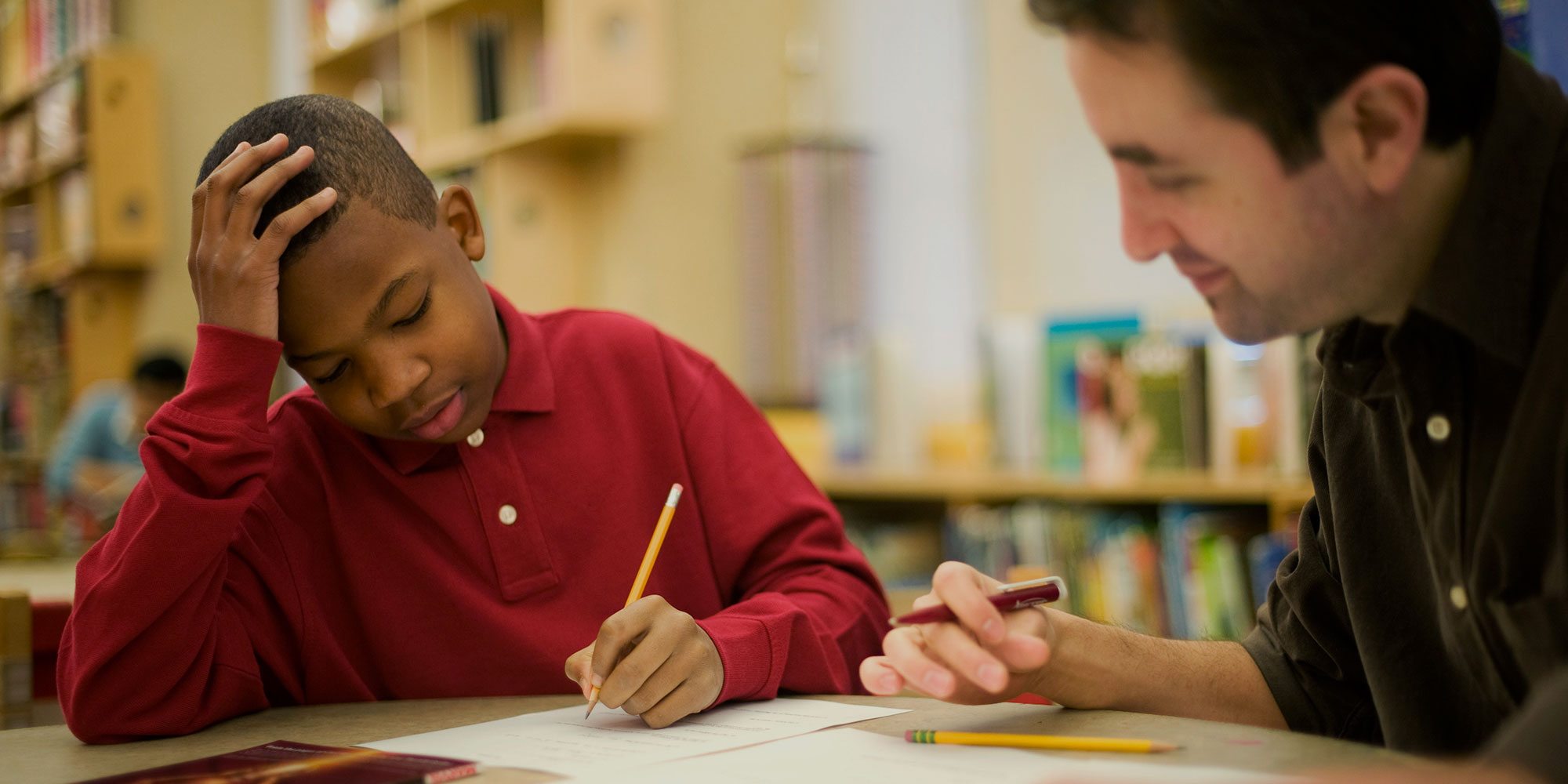 Homework Help at Big Brothers Big Sisters of Central Minnesota