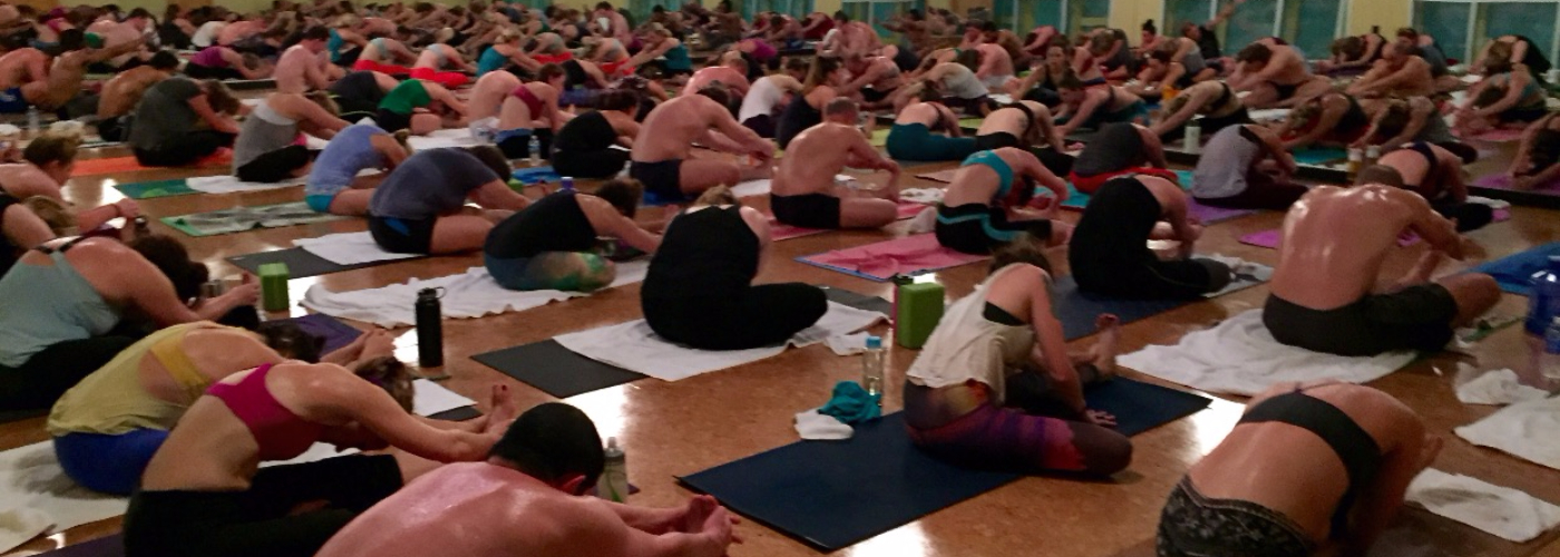 Hot Yoga at Bend and Zen Hot Yoga