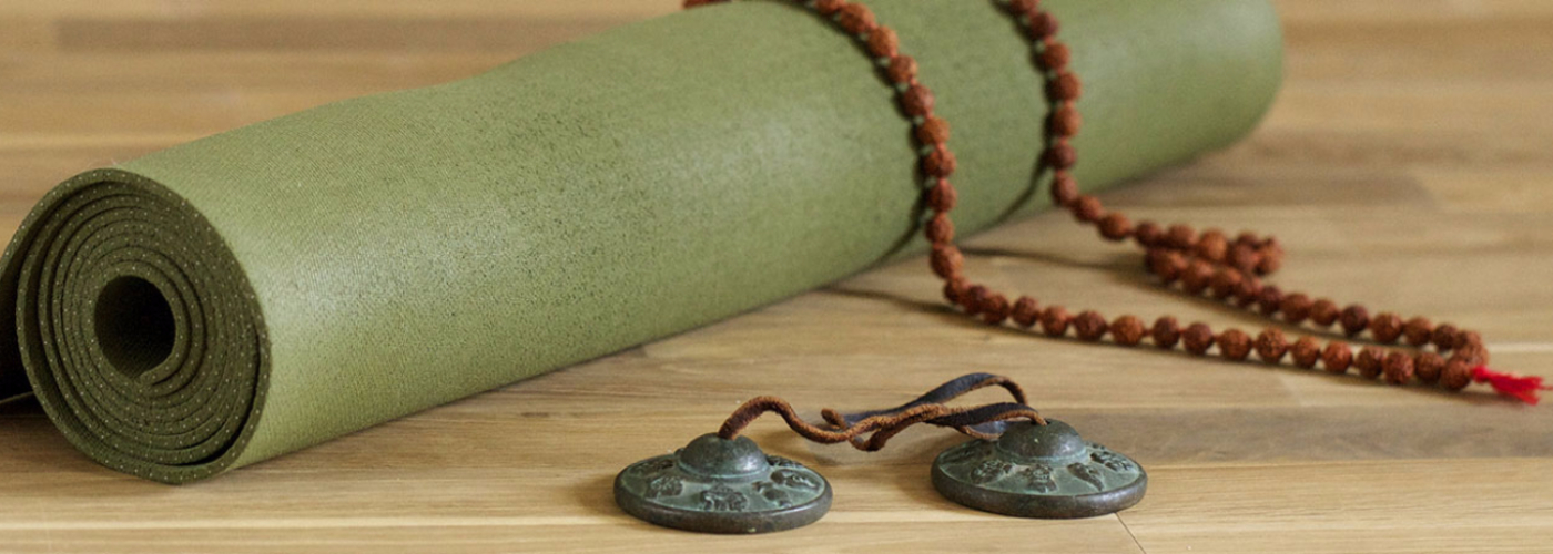 Yoga Mat and Talismans