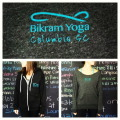 Bikram Yoga Columbia Top And Sweatshirt