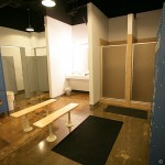 Inside the Women's Locker Room at Bikram Yoga Memphis