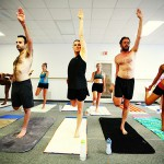 Class is in Session at Bikram Yoga Memphis