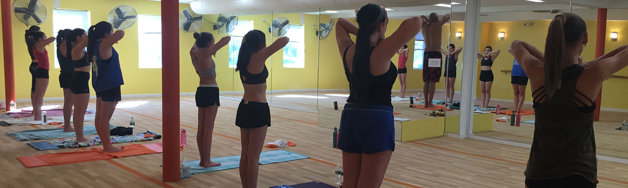30-Day Challenge at Bikram Yoga Roslyn