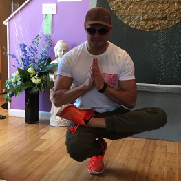 Adil Rida; Yoga Instructor at Bikram Yoga Roslyn