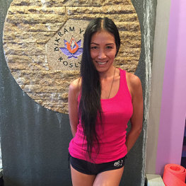 Emmon Quach; Yoga Instructor at Bikram Yoga Roslyn