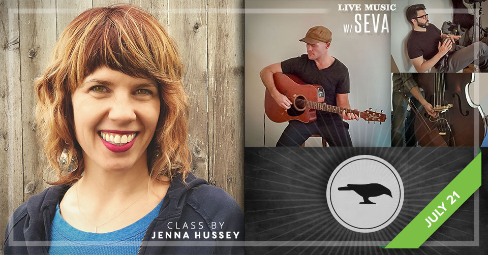 Acoustic Bliss: Live Music Flow with Seva & Jenna