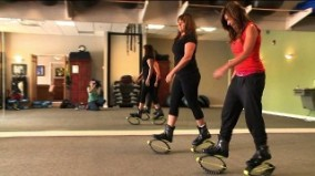 Kangoo Jumps at Body Dynamics