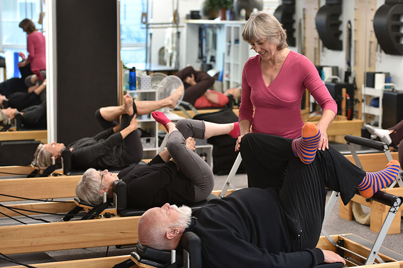 Pilates Classes for Seniors