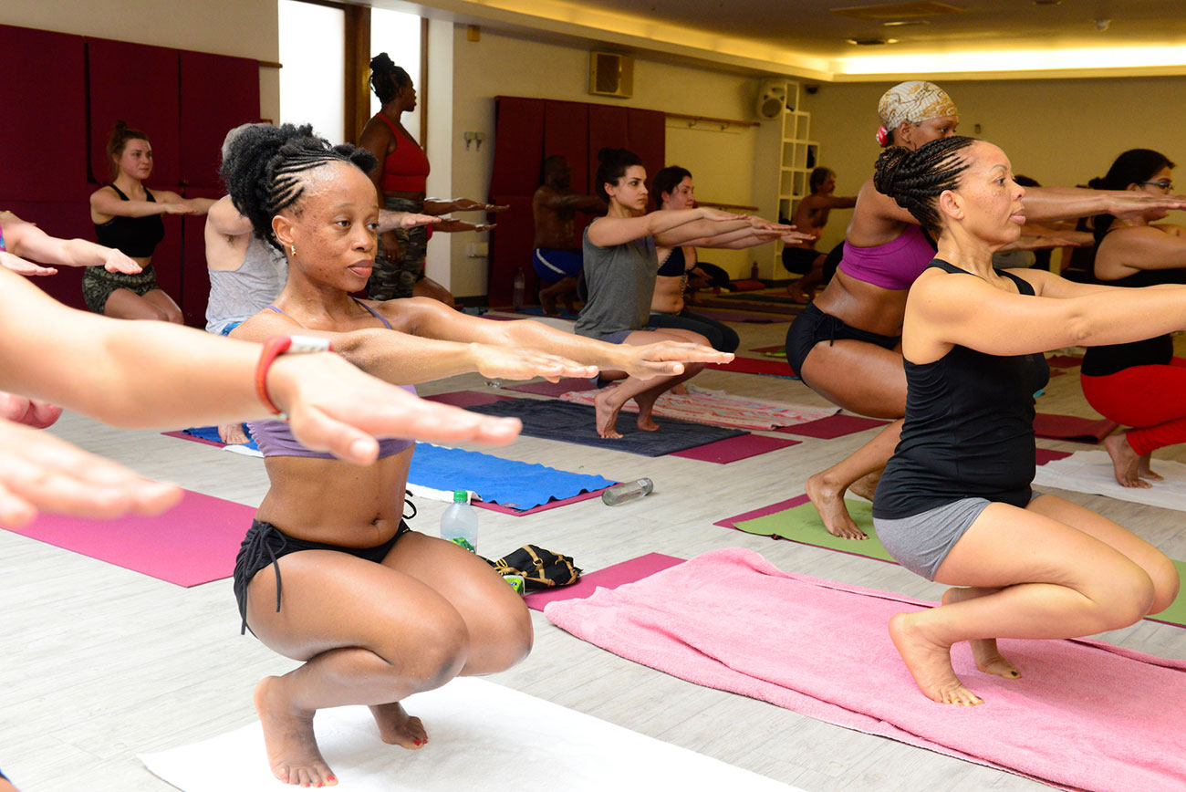 Bikram Yoga at Hot Yoga South