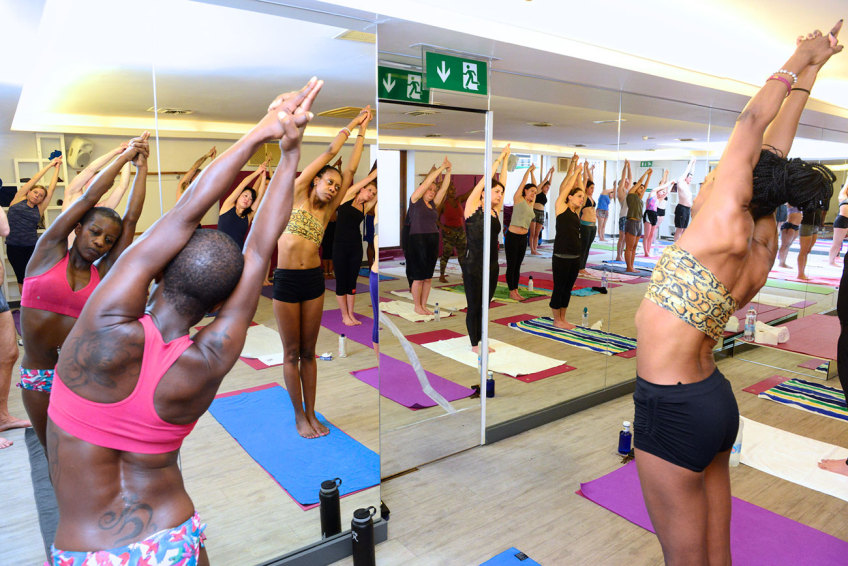 Hot Yoga South Yoga Advisors