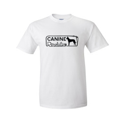 Canine Resolution Mens T-Shirt