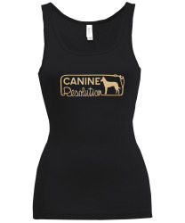 Canine Resolution Women's Tank