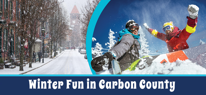 Find Your Fun This Winter in Carbon County