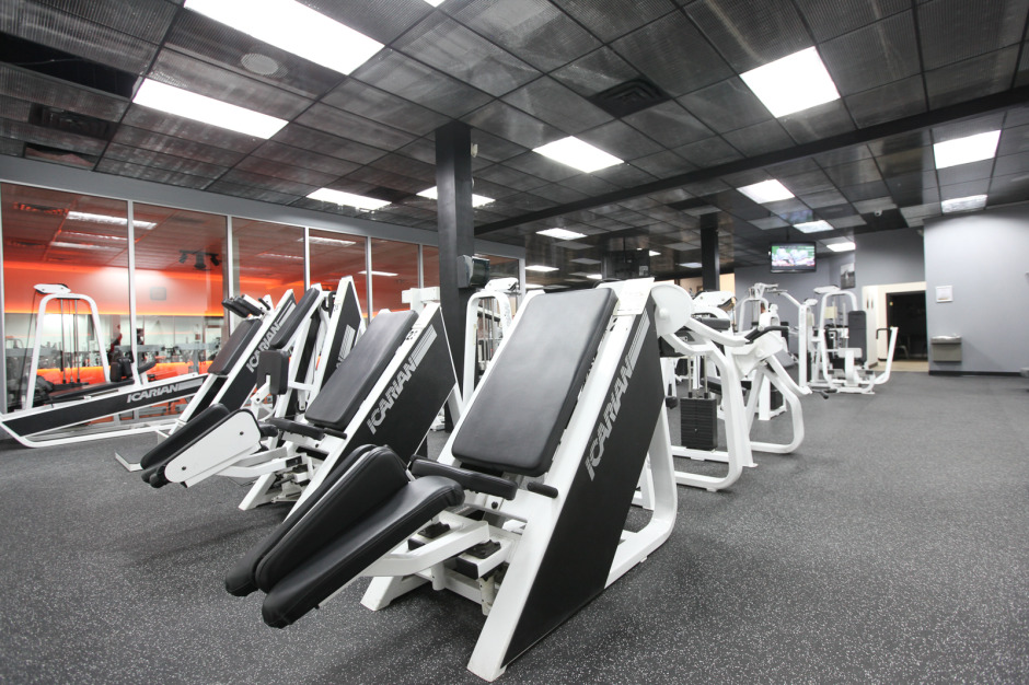 Catalyst Health Fitness Gym Interior
