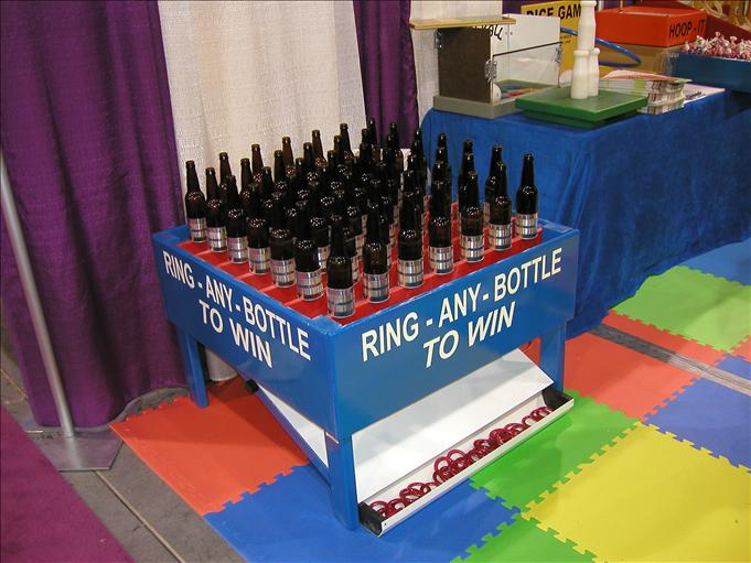 Ring-A-Bottle Game