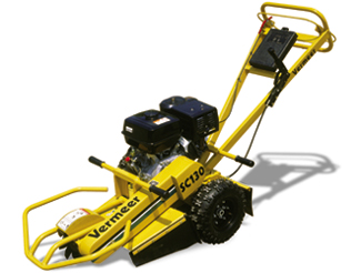 stump grinder, small