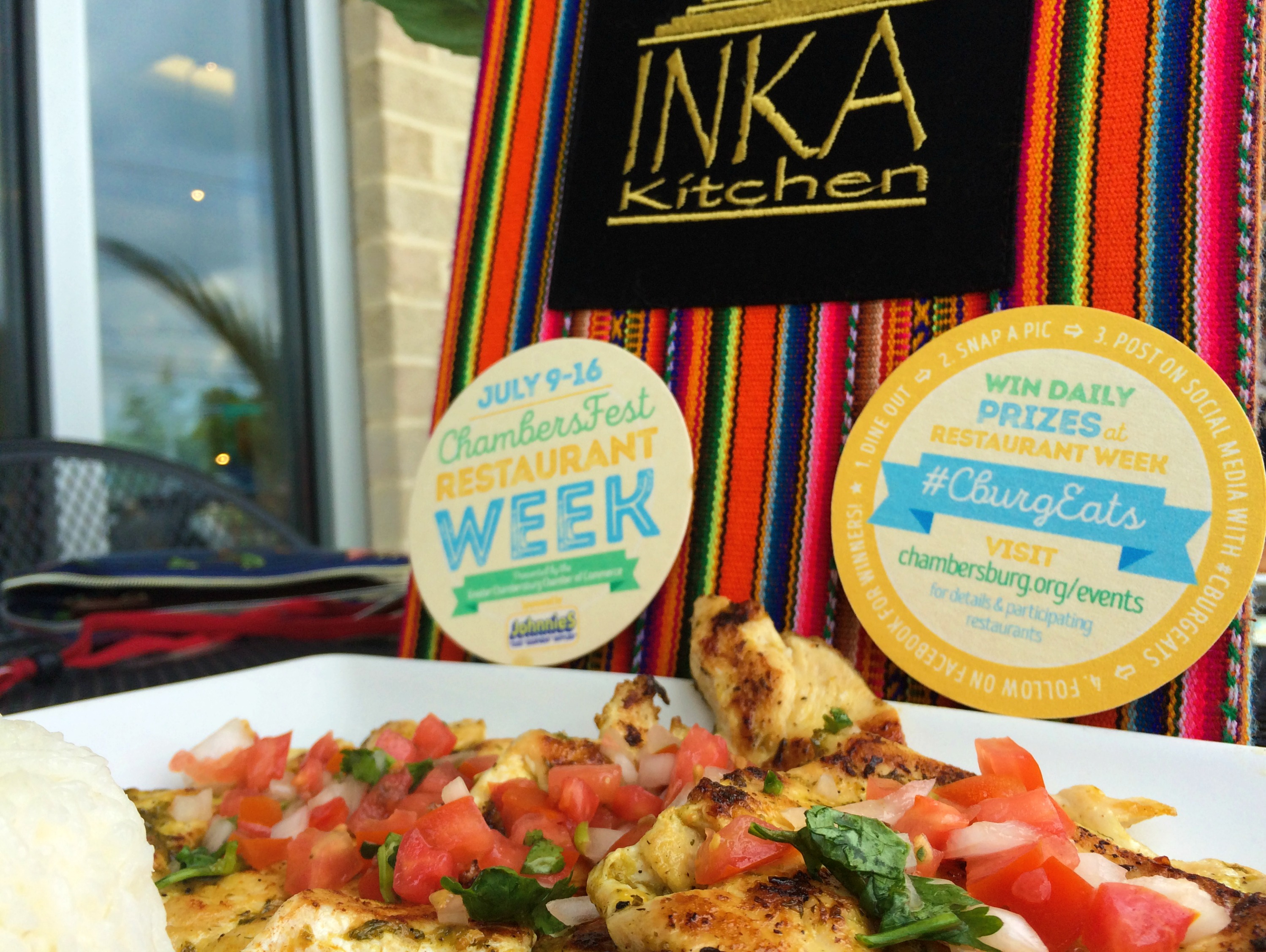 inka kitchen